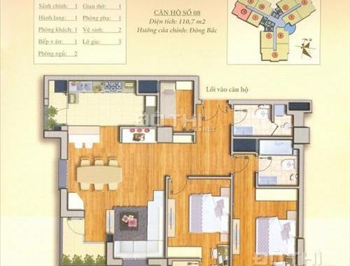 Bán CH Trung Yên Plaza 2PN, 3PN - full nội thất - nhận nhà ở ngay - giá rẻ nhất khu vực