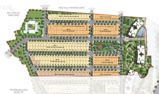 Bán đất nền dự án tại dự án Hưng Phú 2, Quận 9, diện tích 132m2, giá 53 triệu/m2