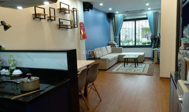 Bán nhà phố Thanh Nhàn, Bạch Mai, 7 tầng, thang máy, nhà mới, đẹp vừa ở + kinh doanh cho thuê
