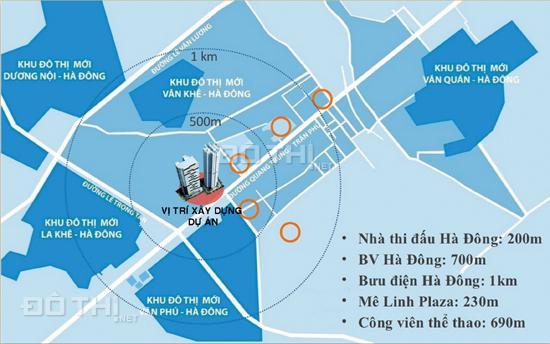 Cần bán căn nguyên bản 3 phòng ngủ chung cư 210 Quang Trung, Hà Đông