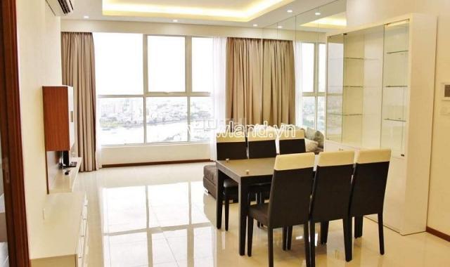 Cần bán căn hộ tại Thảo Điền Pearl tầng cao 3PN căn góc view đẹp, DT 134.5m2