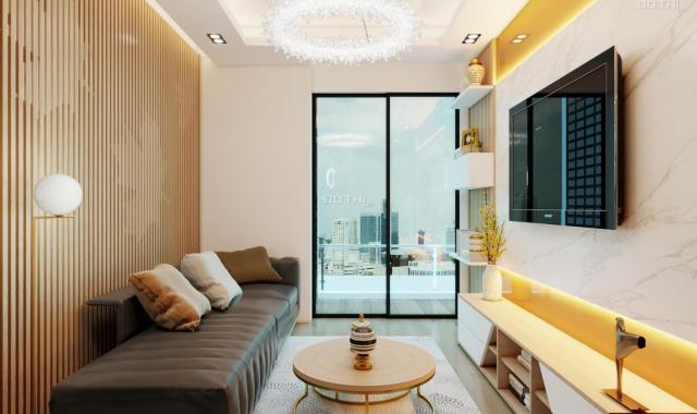 Cần bán căn hộ An Bình Plaza - giá rẻ nhất khu vực - thiết kế 2PN - 1VS - căn tầng đẹp