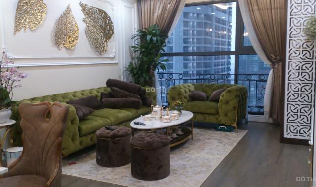 Bán căn hộ Chelsea Park Trung Kính, tòa Nam, 3PN, view bể bơi cực đẹp. Giá 32 tr/m2
