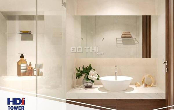 Bán chung cư cao cấp HDI 55 Lê Đại Hành, bàn giao nhận nhà ở ngay, full nội thất, chỉ từ 81 tr/m2