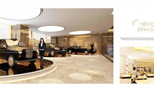 Mở bán Sunshine Center Phạm Hùng, tầng 18, 19, 25, 30, từ 4.7 - 7.5 tỷ/căn, bank LS 0%, CK 300TR