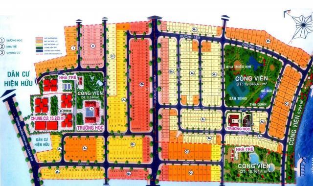 Bán đất nền tại dự án KDC Khang Điền - Intresco, Quận 9, diện tích 141m2 giá 42 tr/m2