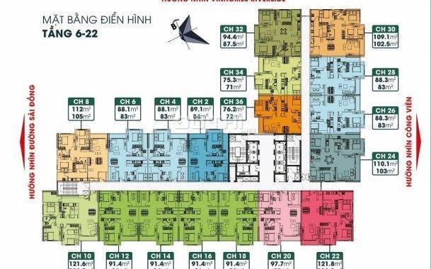 Chỉ 1,8 tỷ sở hữu ngay căn 2 PN chỉ có ở chung cư TSG Lotus Sài Đồng - HTLS 0% trong 12 tháng
