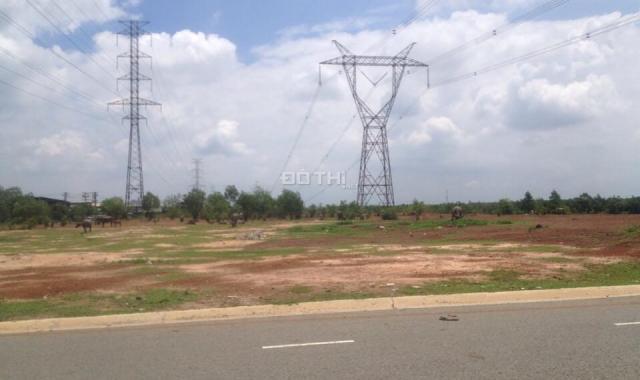 Đất Thuận An 168m2 mặt tiền đường, giá bán 680 triệu nhận nền, sổ hồng chính chủ