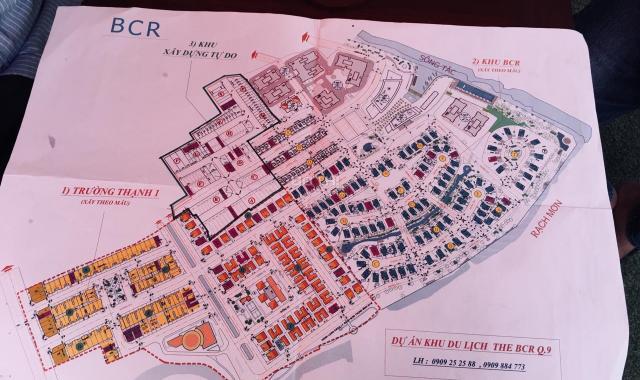 Chính chủ bán đất nền Tam Đa BCR, 141.7m2, 2 mặt tiền, Quận 9, giá tốt