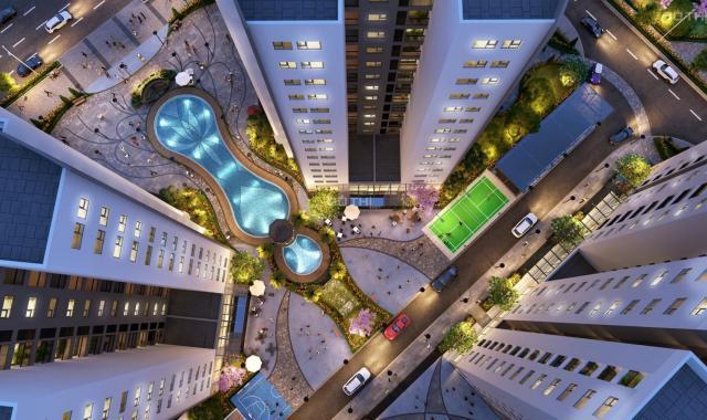 Chung cư Le Grand Jardin Sài Đồng - quý 2/2020 nhận nhà với CK 6,5% mua trực tiếp CĐT