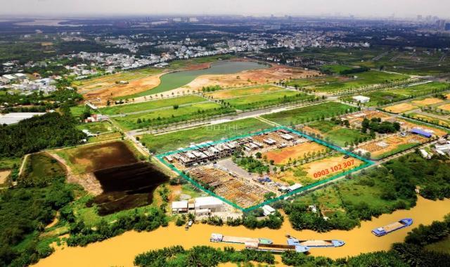 Chuyển nhượng một số đất nhà phố biệt thự Đông Tăng Long Quận 9, T11, giá tốt, LH 0903102307