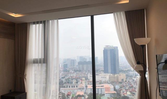 Cho thuê căn hộ cao cấp tại Hoàng Cầu Skyline, 36 Hoàng Cầu, 120m2, 3PN, view hồ, giá 15 triệu/th