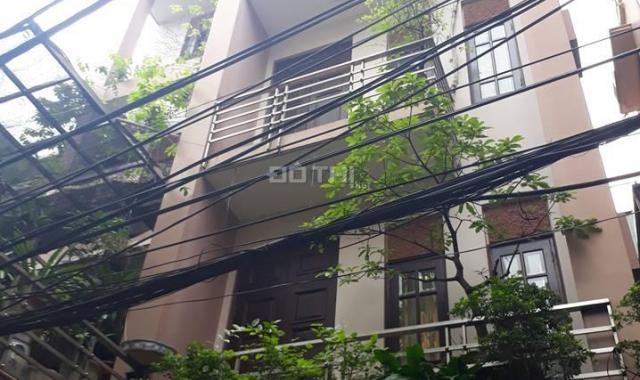 Bán gấp nhà mặt ngõ ô tô tránh, phố Bùi Xương Trạch, DT 50m2 x 4 tầng. Giá 5.2 tỷ