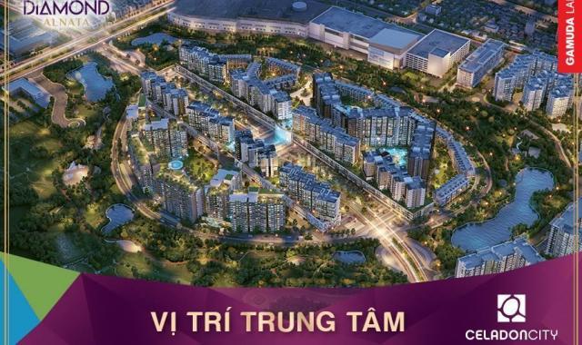Nhận booking tháp A7 khu Diamond Alnata Plus dự án Celadon City