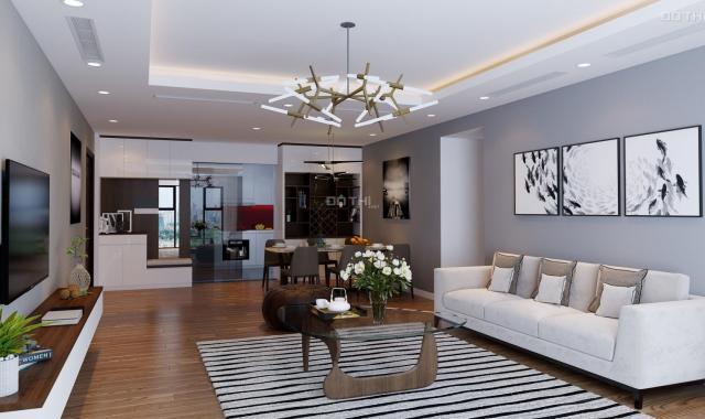 Sở hữu căn hộ quận Cầu Giấy chỉ từ 39,8 tr/m2 bàn giao full nội thất liền tường nhập ngoại