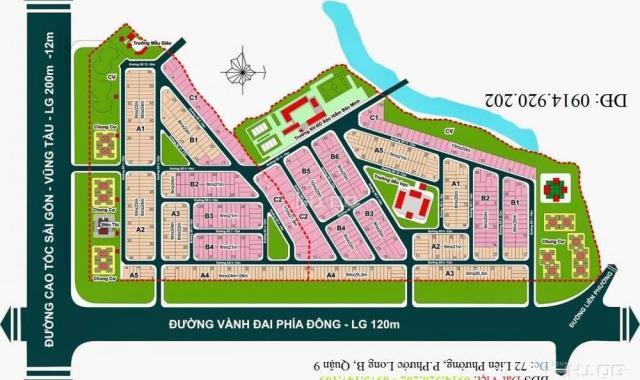 Chủ đất cần tiền bán đất dự án Phát Triển Nhà Quận 3, gần vòng xoay Liên Phường, Q9, giá 39 tr/m2