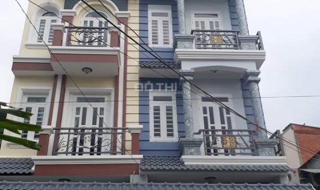 Bán nhà riêng hẻm 441/ Lê Văn Quới, Bình Tân: 4mx16m, 4 tấm (hẻm thông)