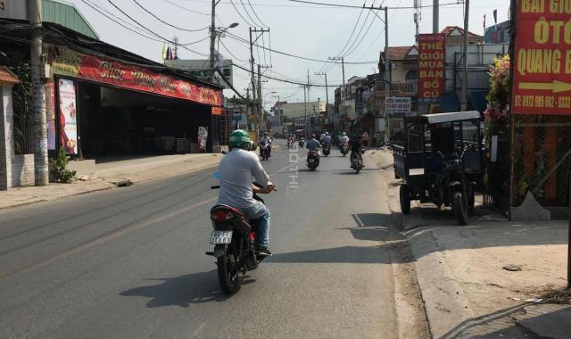 Đất MT kinh doanh Hà Huy Giáp, DT: 5x40m, SHR, hướng Tây Bắc, giá 11.5 tỷ, LH 0967813059