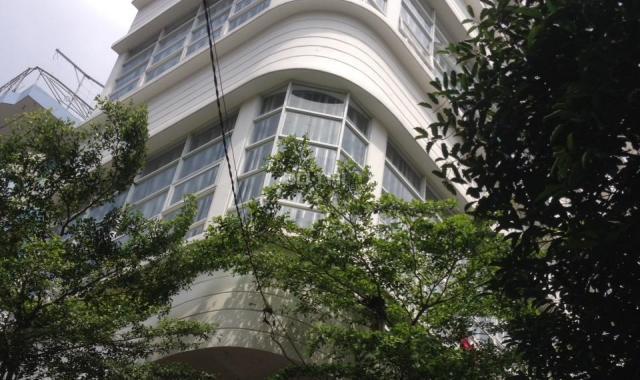 Nhà siêu kết cấu ngang 9m - bán nhà góc 2 MT ngay Võ Văn Tần, P6, Q3, 9x20m, T 7L, giá chỉ 83 tỷ