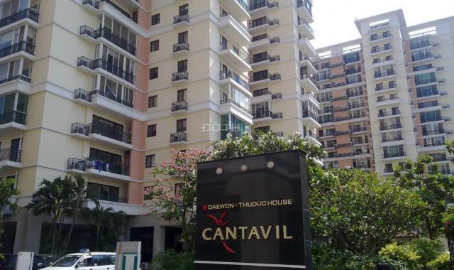 Bán gấp CHCC Cantavil quận 2, 75m2, 2PN, giá tốt nhất thị trường 2.6 tỷ, nội thất cao cấp, sổ hồng