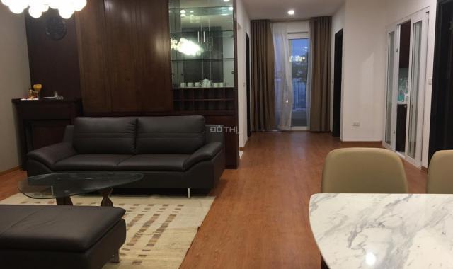 Bán chung cư MHDI-60 Hoàng Quốc Việt căn nguyên bản 28tr/m2, full đồ-32tr/m2