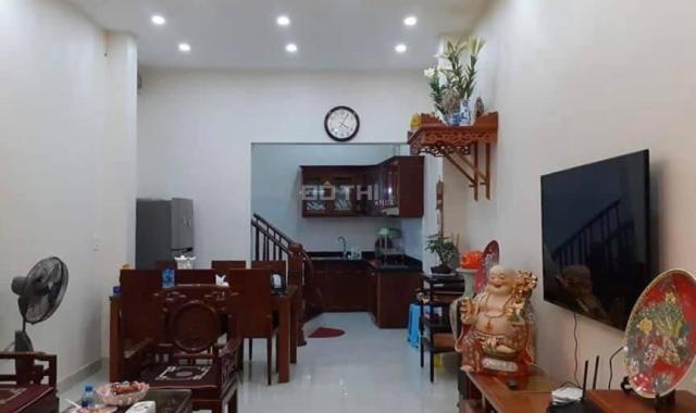 Bán nhà phố Minh Khai, DT 60m2, MT 6.6m, 2 thoáng mới đẹp, ở luôn. Giá 3.65 tỷ