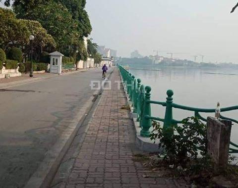 Bán đất Nhật Chiêu, Tây Hồ, 80m2, tiện xây apartment cho tây thuê, 11.8 tỷ
