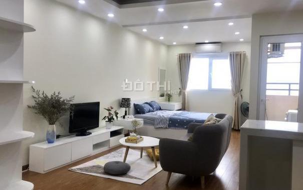 Bán CHCC 2 phòng ngủ - mặt phố Trung Kính - Căn góc view đẹp