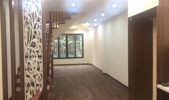 Tôi bán nhà ngõ 120 Kim Giang, quận Hoàng Mai, DT 45m2 x 5 tầng, MT 3.8m, ô tô vào, giá 4.85 tỷ
