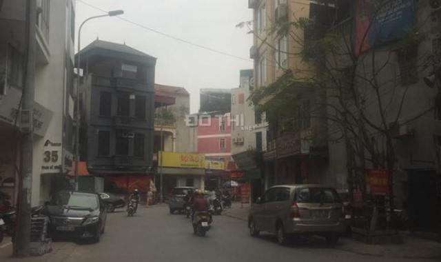 Bán đất mặt phố Phan Kế Bính, DT 75m2, MT: 4,5m, giá 24 tỷ, 0382276666