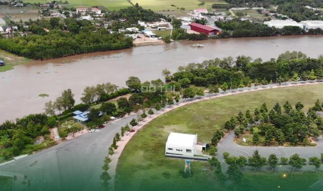 Khu đô thị 5* Vàm Cỏ Riverside, 100% đã có sổ, hỗ trợ Góp không lãi suất