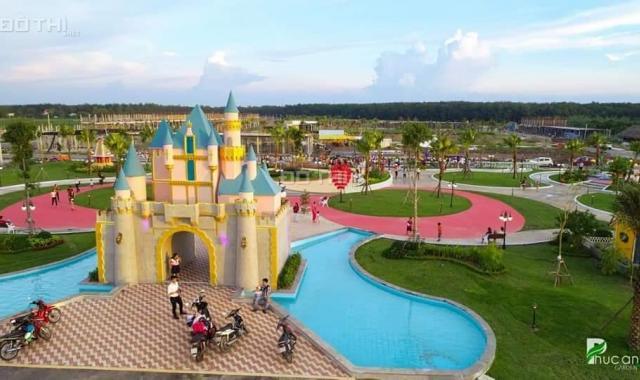 Bán đất dự án Phúc An Garden, Bàu Bàng, Bình Dương. Diện tích 75m2, giá 620 triệu