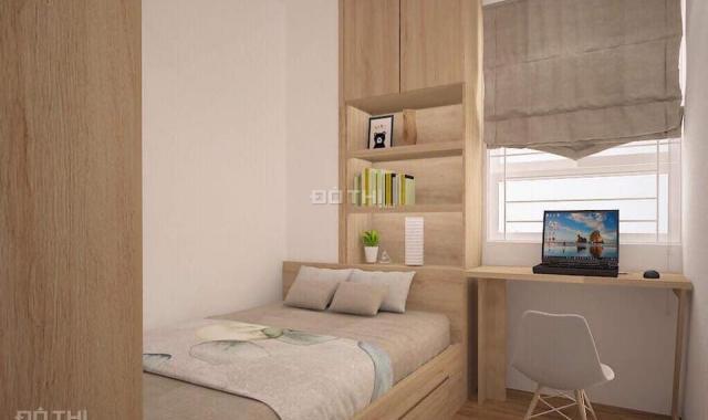 CC bán căn hộ 2 phòng ngủ 56m2 chung cư HH1C Linh Đàm, nội thất đầy đủ, 1,14 tỷ, LH: 0936686295