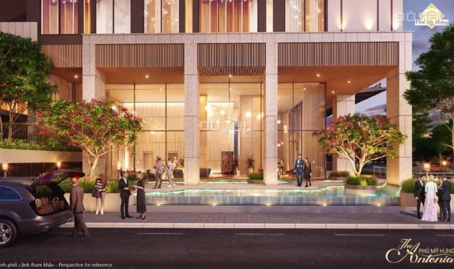 The Antonia Phú Mỹ Hưng, thiết kế căn hộ theo hướng resort với nhiều không gian xanh