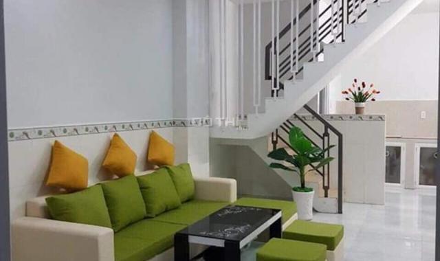Nhà ngay mặt tiền đường 16m chợ Bình Thành, DTSD 96m2, 3 tầng, 1,53 tỷ