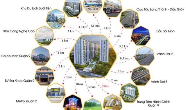 Giỏ hàng chuyển nhượng Safira Khang Điền giá cực tốt - 1PN + 1.8 tỷ, 2PN 2.18 tỷ, 3PN 2.8 tỷ