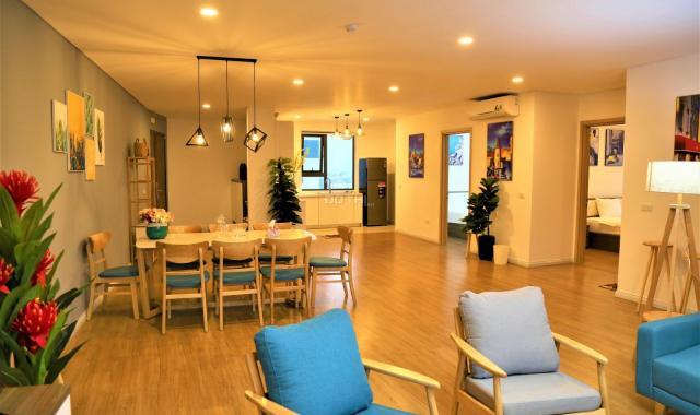 Thua lỗ bán gấp Mipec Riverside căn B03 full đồ nội thất cao cấp, tầng trung, view sông, 0988468135