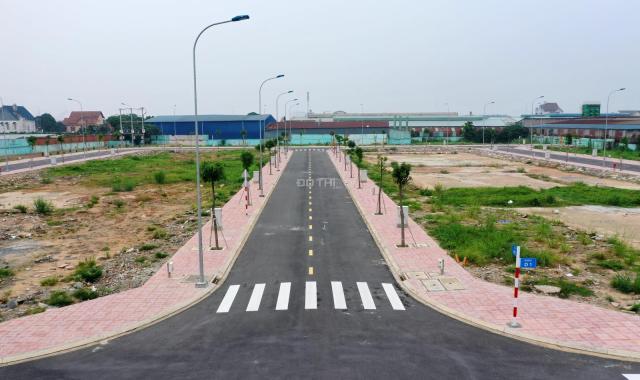 Chỉ 800tr/nền, đất có sổ, xây nhà ở liền, TTTP. Thuận An, lợi nhuận 250tr/năm, LH: 090 106 8000
