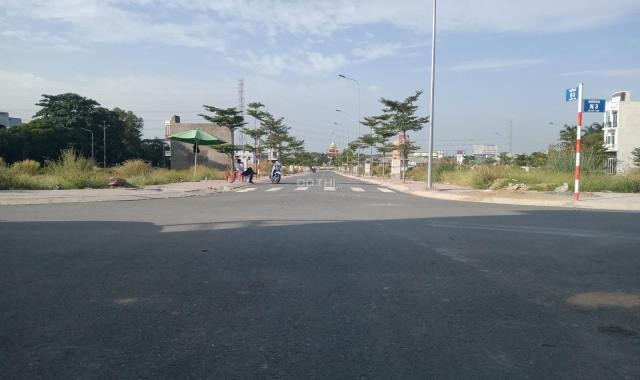 Bán gấp lô 60m2 đất cạnh vòng xoay An Phú TP. Thuận An, giá CĐT