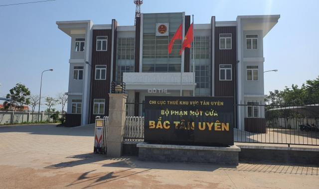 Chỉ 8,5 triệu/m2 đất sẵn sổ ngay KDC Tân Thành - Bắc Tân Uyên