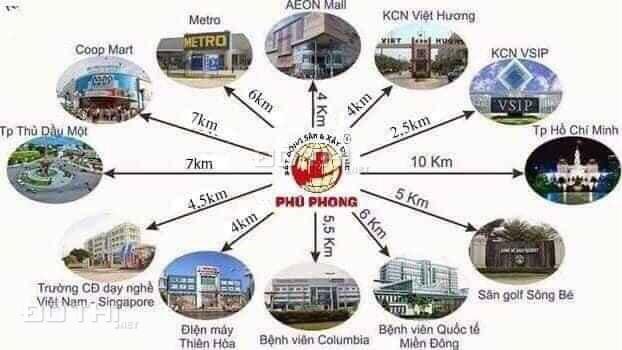 Bán đất nền dự án tại làng Chuyên Gia Phú Uy Khang, dự án trọng điểm tỉnh Bình Dương, trực tiếp CĐT