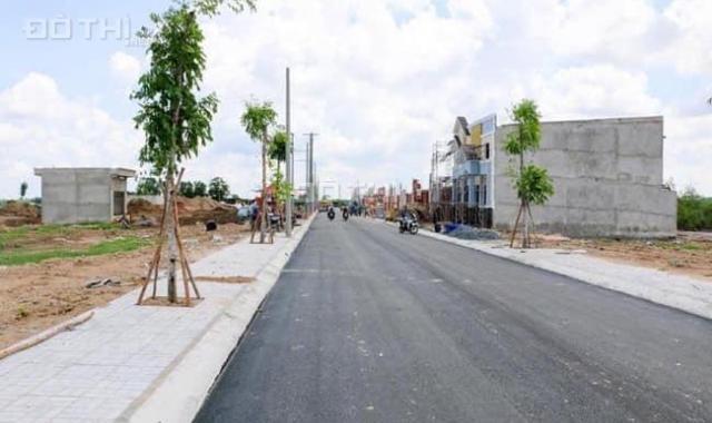 Khu dân cư VSIP 2, giá rẻ hỗ trợ công nhân viên, cách chợ Vĩnh Tân 500m