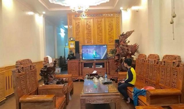 Bán cực gấp nhà Đại Cồ Việt, Hai Bà Trưng, 55m2, 5T, ô tô 20m, giá 3.3 tỷ. LH 0988964342