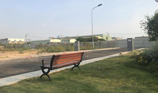 Bán đất mặt tiền Vĩnh Lộc, Bình Chánh, 5mx16.5m, thổ cư 100%, sổ hồng riêng