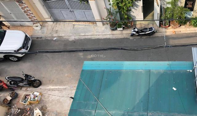 Gò Vấp - Bán nhà giá 10,5 tỷ, 2 xe hơi đậu trong nhà, Nguyễn Huy Thông, Phường 6
