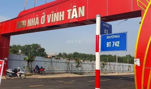 LK 6 ô 25 khu nhà ở Vĩnh Tân - Vsip 2 - chiết khấu 22,261 triệu + 5% tổng giá, CS chỉ còn 1 tuần