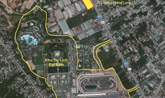 Bán căn hộ cao cấp UNICO Thăng Long, Tân Định, Bến Cát