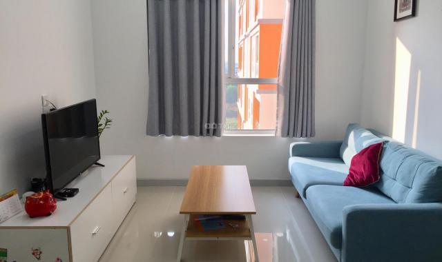 Cho thuê căn hộ Dragon Hill 2, 2 phòng ngủ, đầy đủ nội thất, giá 9 triệu/tháng