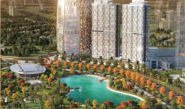 Mở bán chung cư cao cấp ngay ngã tư Lê Quang Đạo - Mễ Trì ưu đãi cực cao, ở hay cho thuê đều tốt