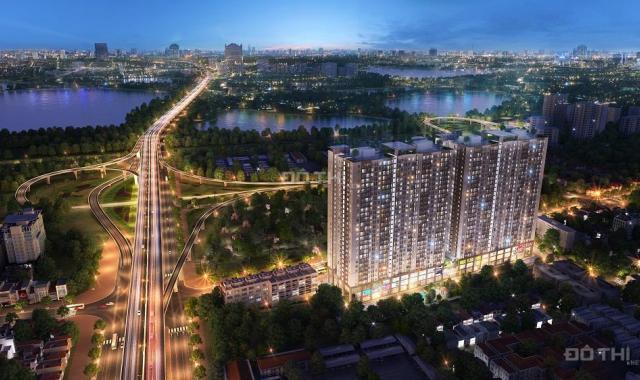 Chỉ với 420tr vào HĐMB, sở hữu căn hộ đẹp nhất dự án Green Park, Hoàng Mai, CK 4,5%, LS 0% nhận nhà